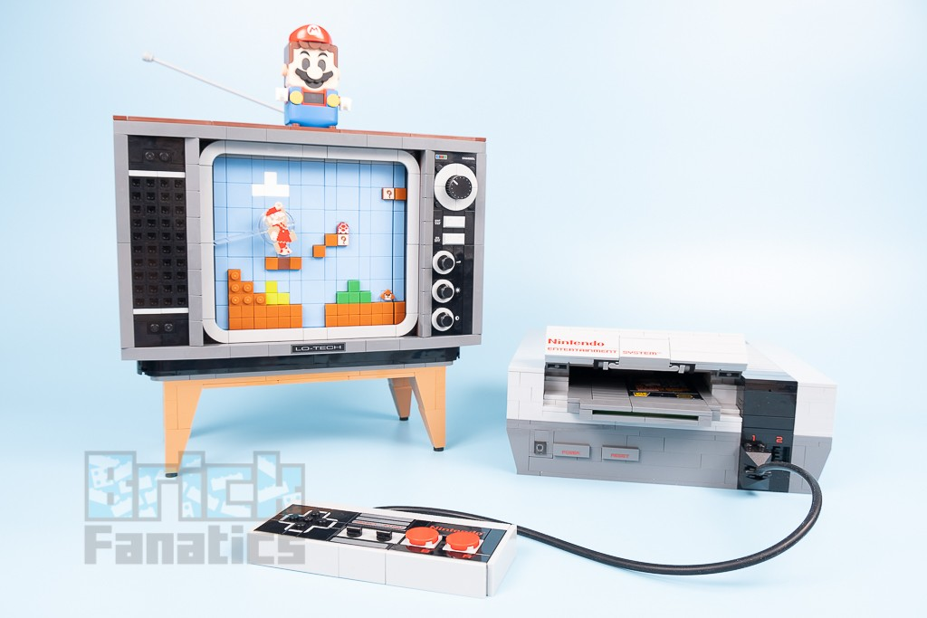 LEGO 71374 Nintendo Entertainment System 9