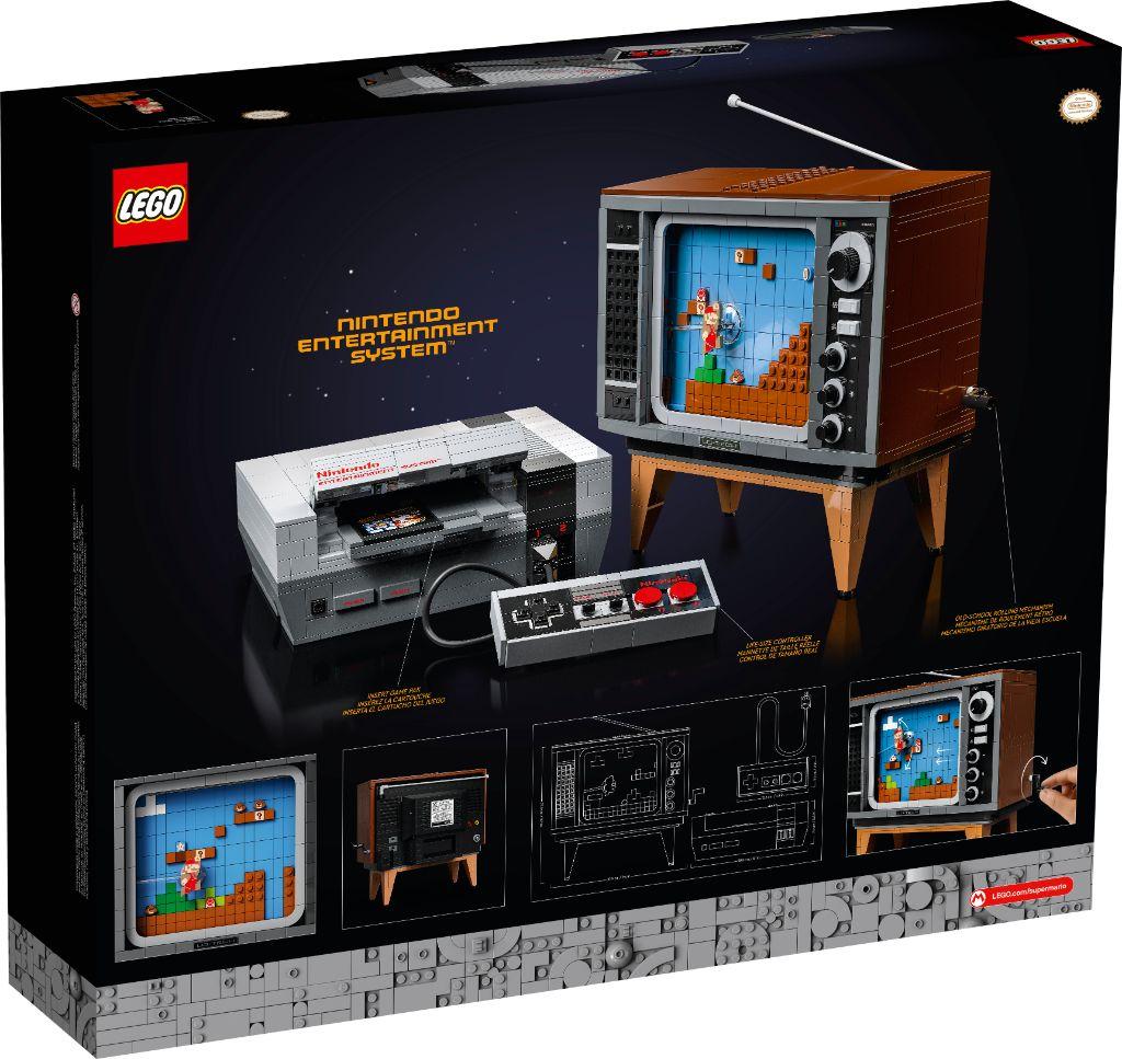 LEGO 71374 Nintendo Entertainment System NES 16