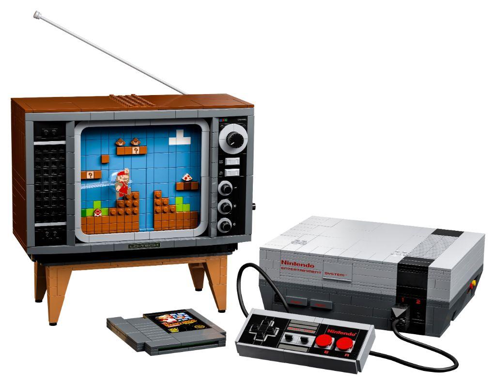 LEGO 71374 Nintendo Entertainment System NES 18