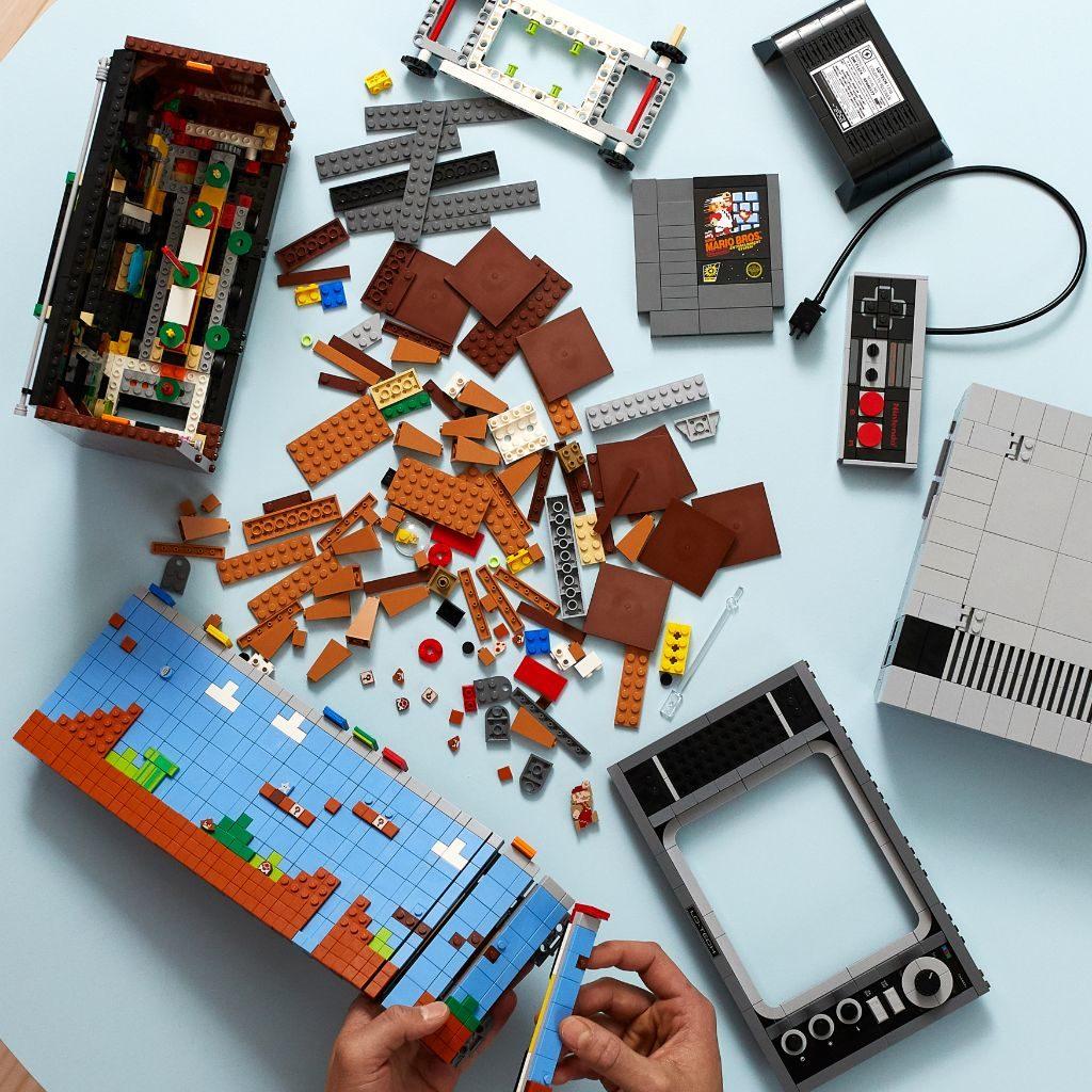 LEGO 71374 Nintendo Entertainment System NES 20 1024x1024
