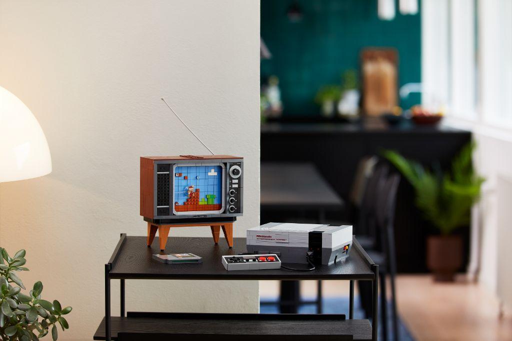 LEGO 71374 Nintendo Entertainment System NES 28