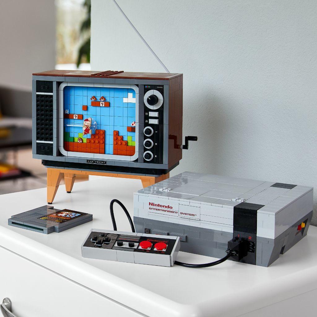LEGO 71374 Nintendo Entertainment System NES 29 1024x1024