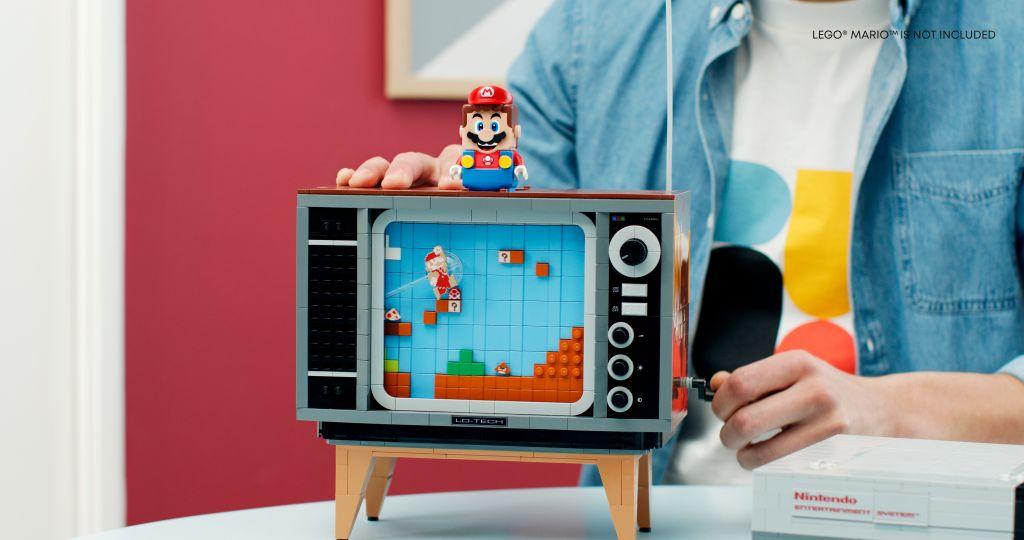 LEGO 71374 Nintendo Entertainment System NES 4