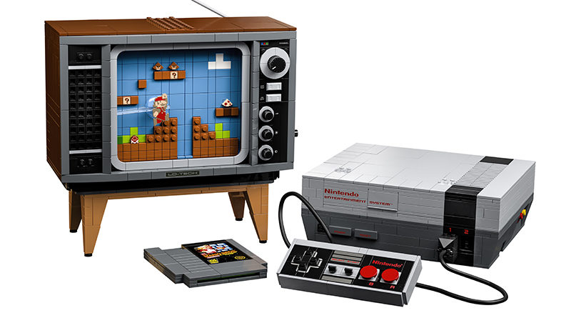 LEGO 71374 Nintendo Entertainment System Featured 1 800x445