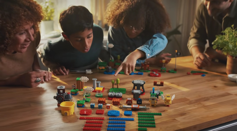 LEGO 71380 Super Mario Trailer Featured