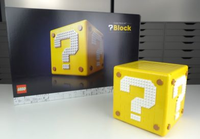 The first reviews of LEGO Nintendo 71395 Super Mario 64 Question Mark Block are here