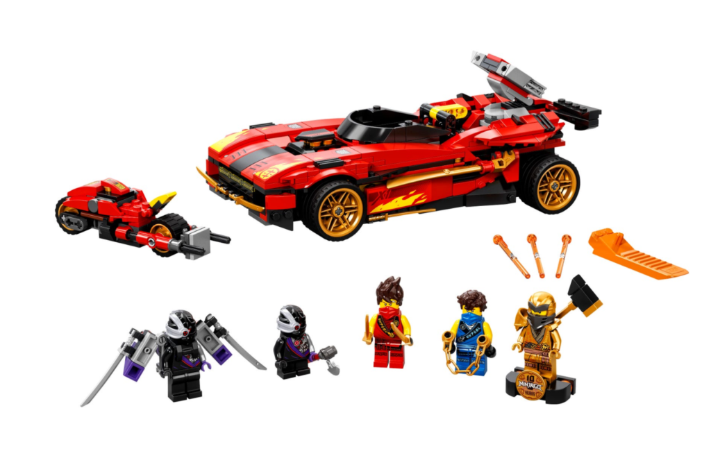 LEGO 71737 contents