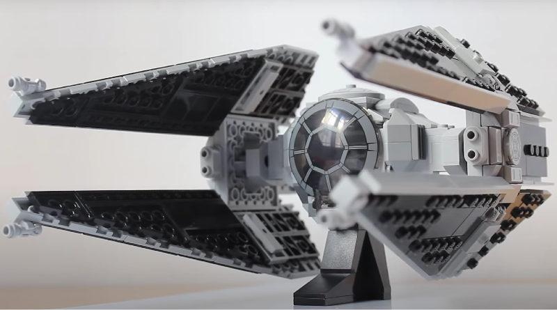 LEGO 75300 Tie Fighter TIE interceptor featured