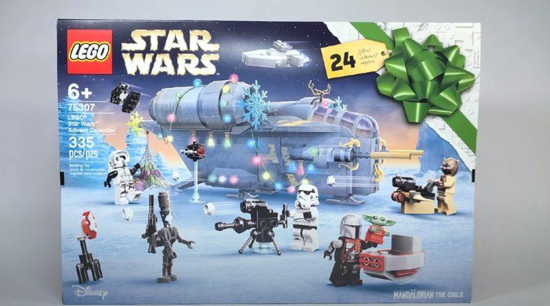 LEGO 75307 Star Wars Advent Calendar first look featured
