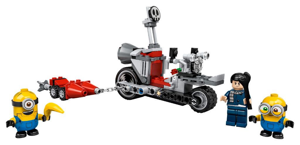 LEGO 75549 Unstoppable Bike Chase
