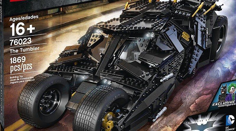 LEGO 76023 Tumbler featured