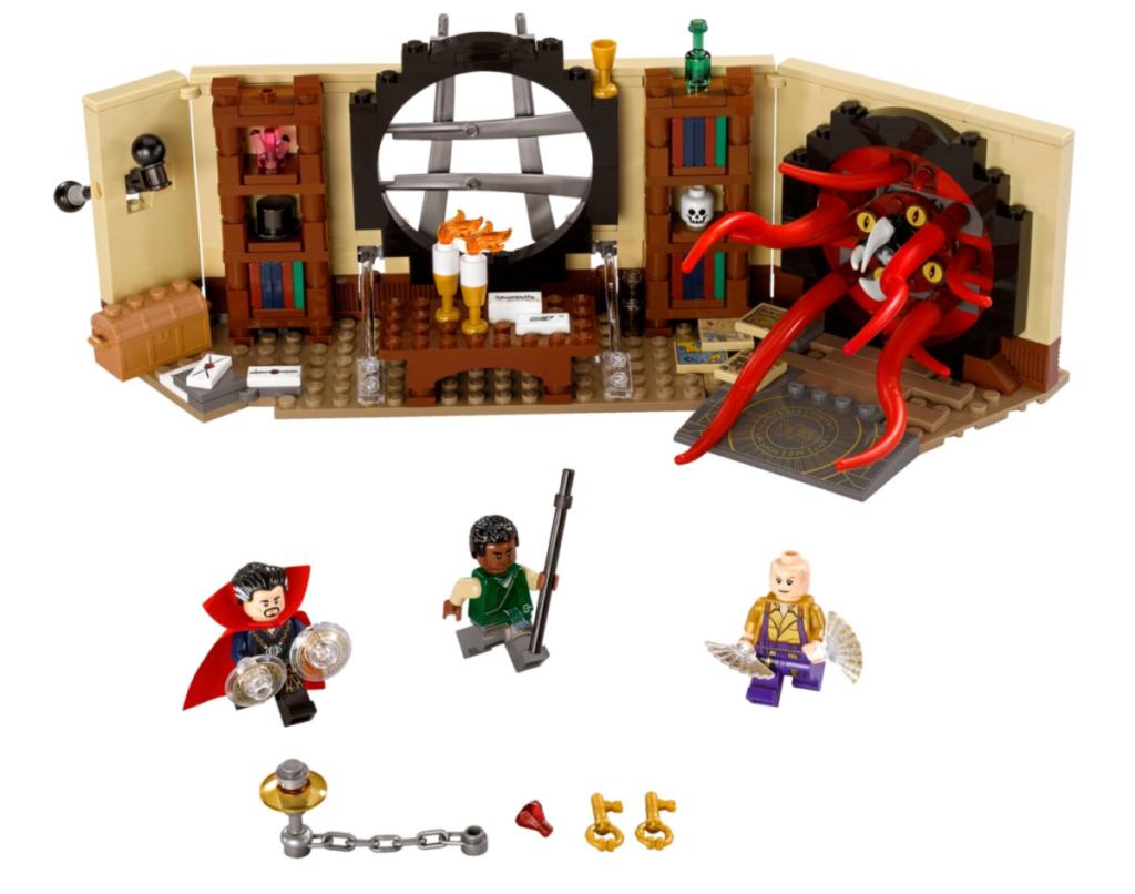 LEGO 76060 Doctor Stranges Sanctum Sanctorum
