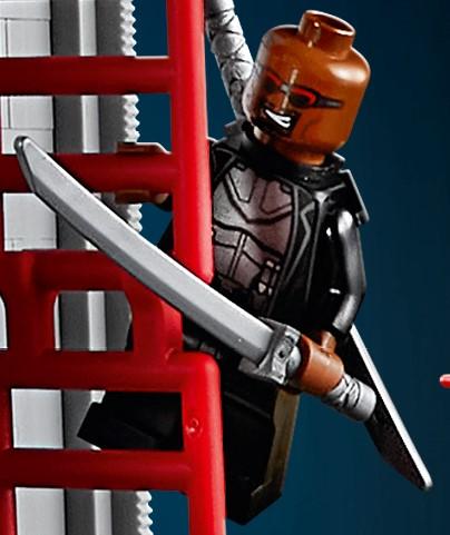 LEGO 76178 Daily bugle Blade Marvel