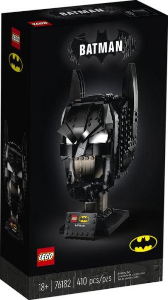LEGO 76182 Batman Cowl Helmet Box