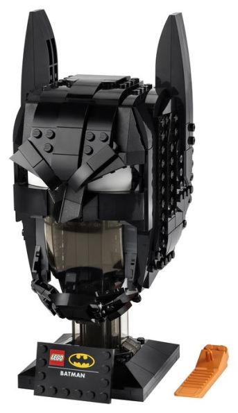 LEGO 76182 Batman Cowl Helmet Model