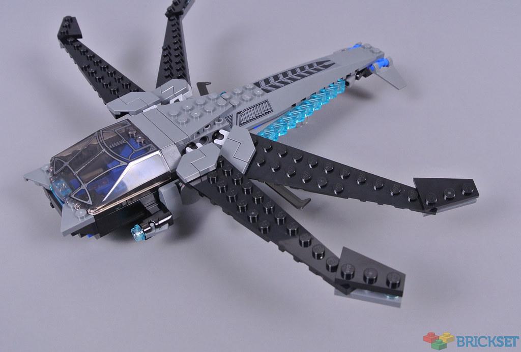 LEGO 76186 Black Panther Dragon Flyer Brickset