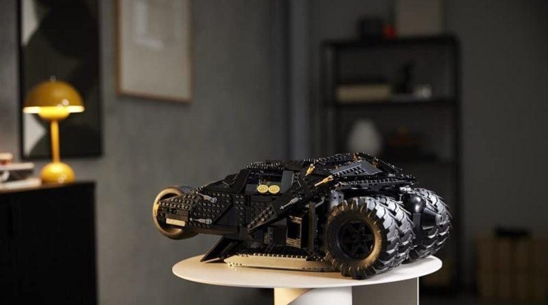 LEGO 76240 Batmobile Tumbler FI