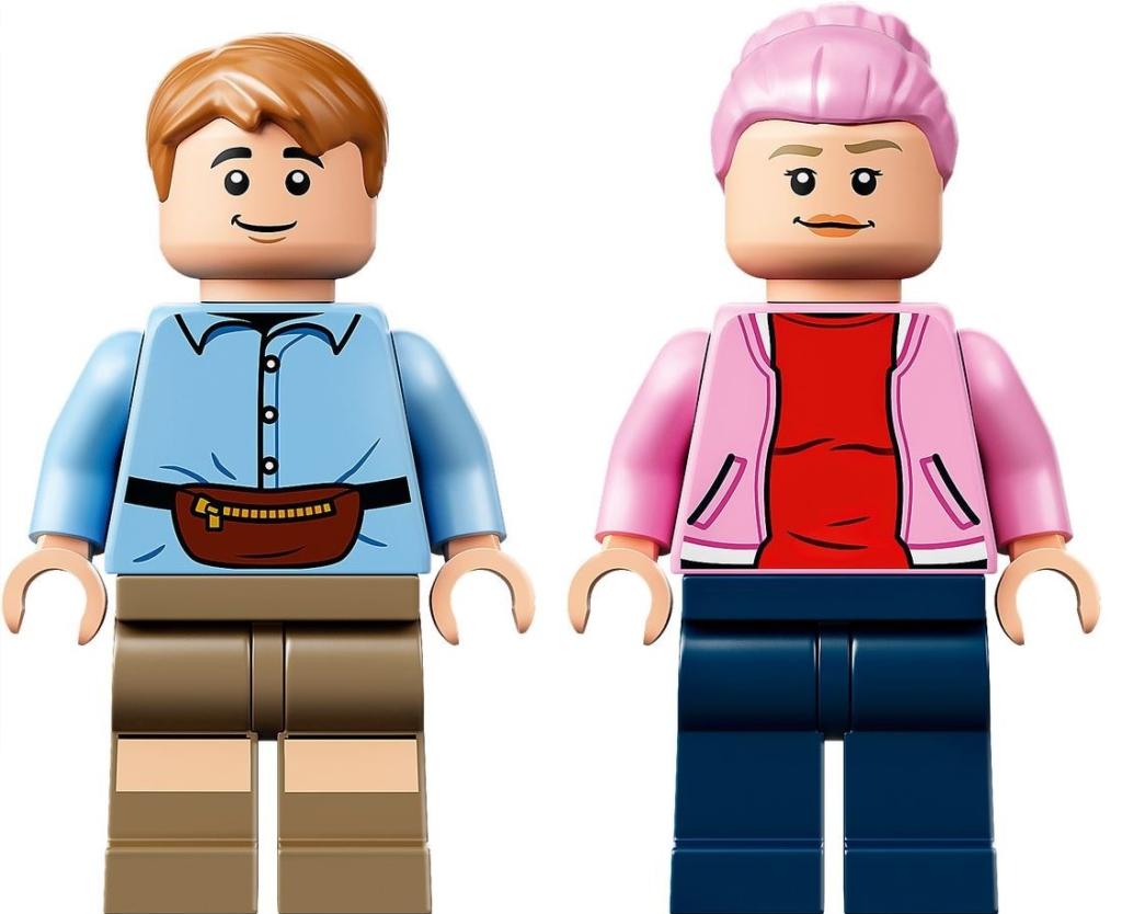 LEGO 76379 minifigures resized
