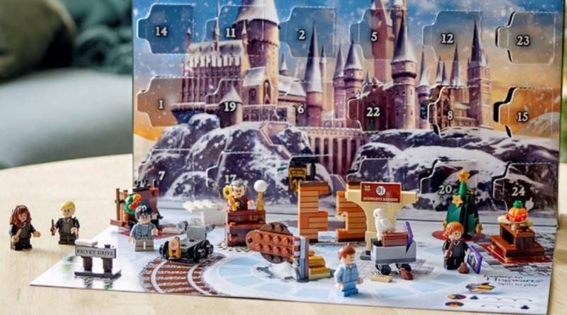 LEGO 76390 Harry Potter Advent Calendar 1
