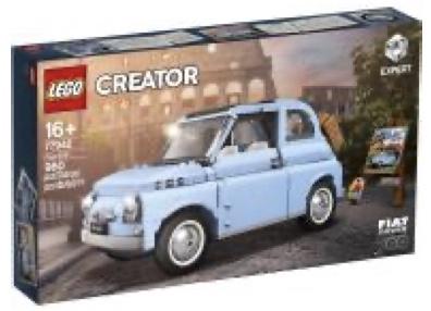 LEGO 77942 Fiat 500 01
