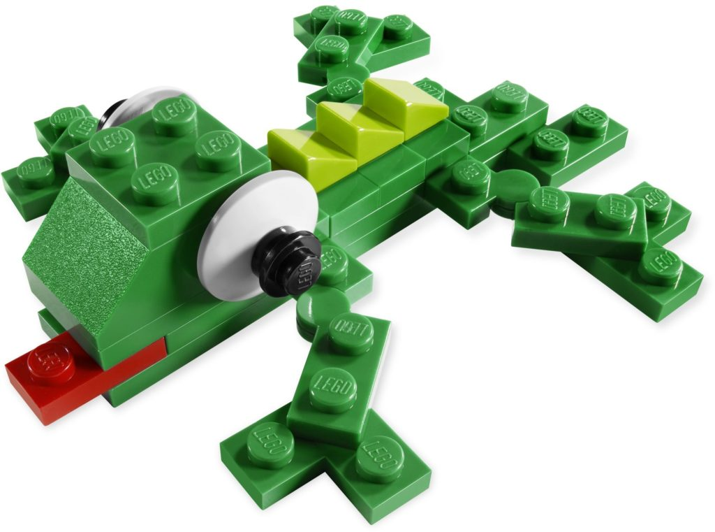 LEGO 7804 Lizard