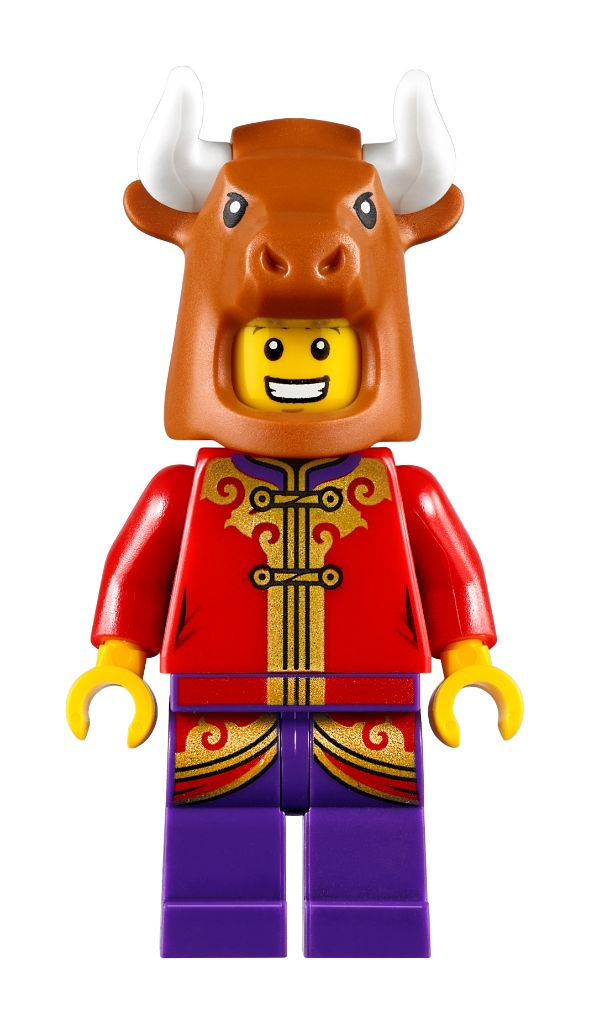 LEGO 80106 Story Of Nian 1