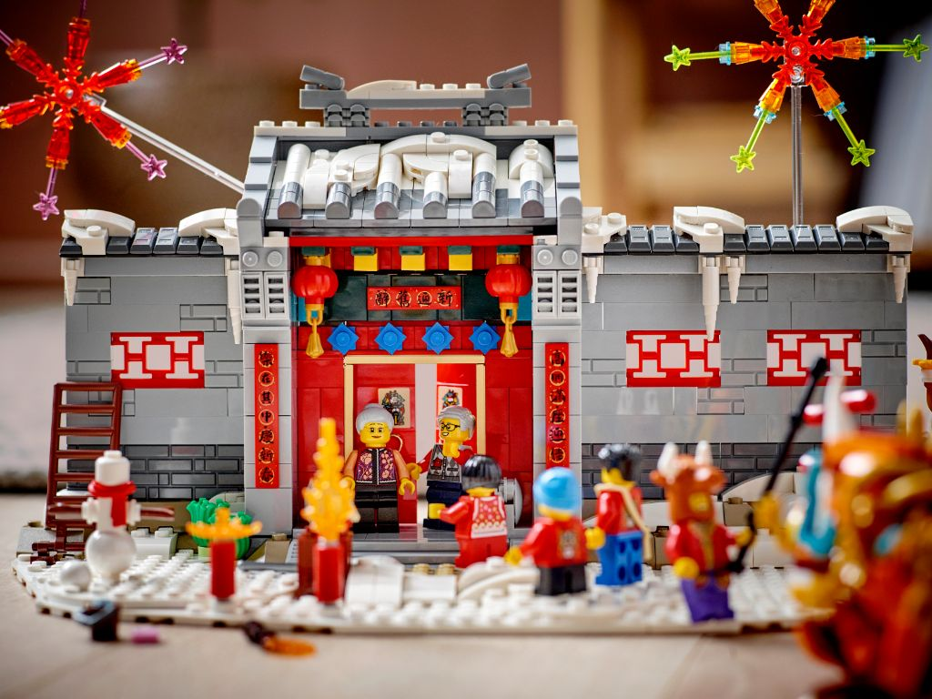 LEGO 80106 Story Of Nian 13