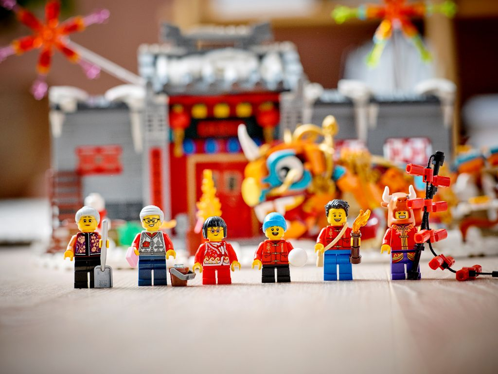 LEGO 80106 Story Of Nian 15