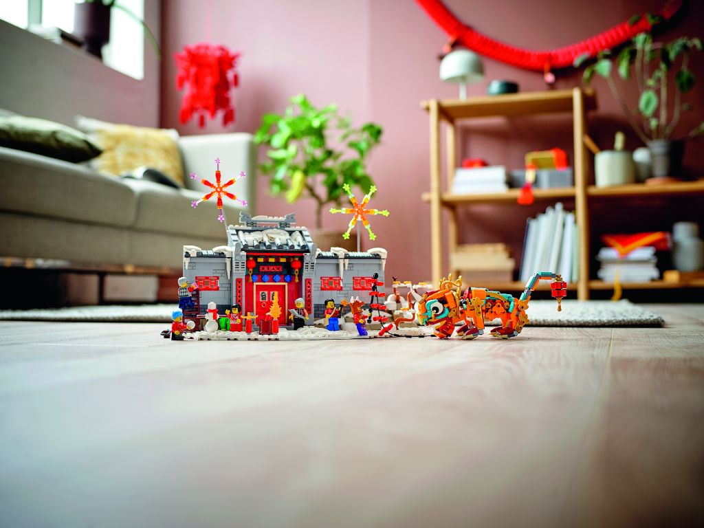 LEGO 80106 Story Of Nian 18
