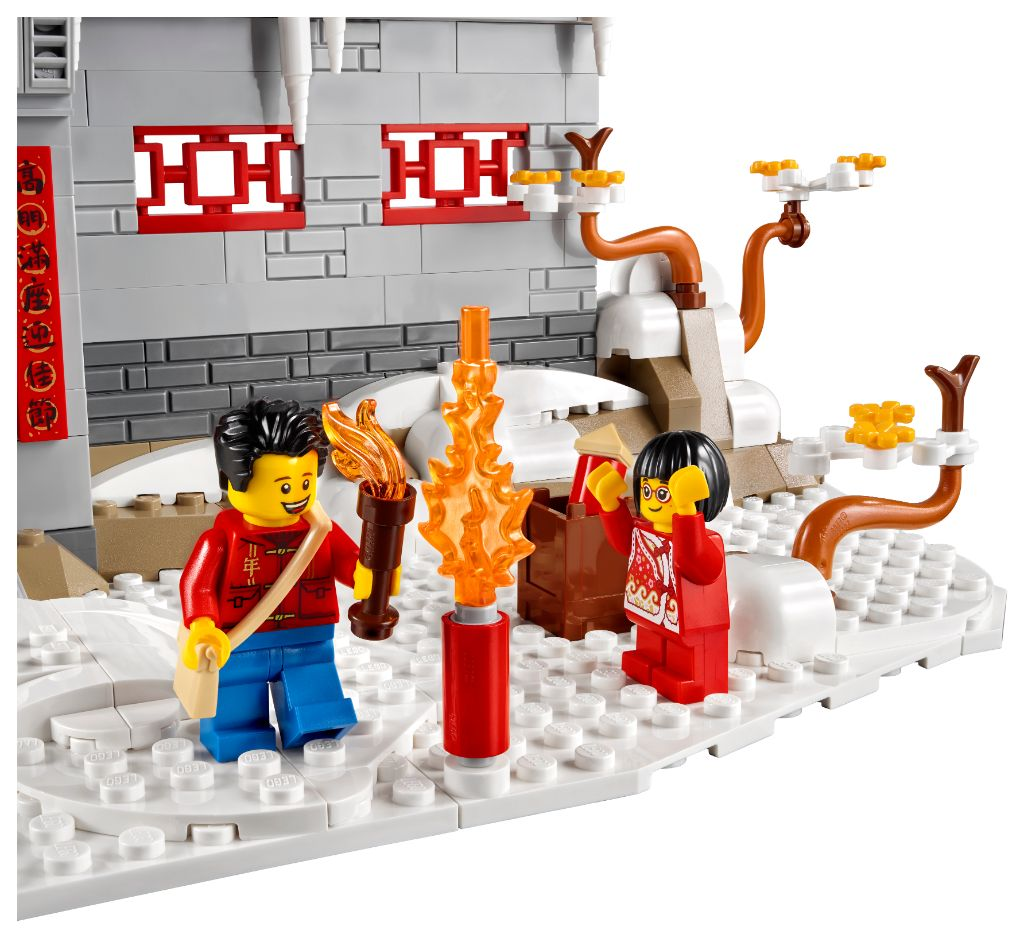 LEGO 80106 Story Of Nian 2