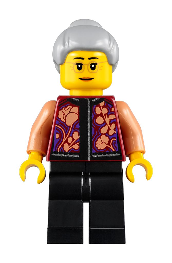 LEGO 80106 Story Of Nian 20