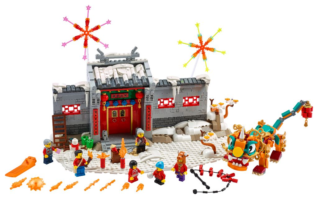 LEGO 80106 Story Of Nian 25
