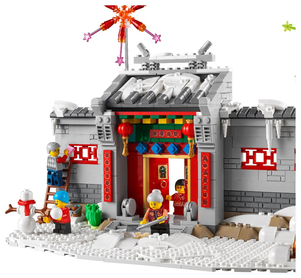 LEGO 80106 Story Of Nian 3