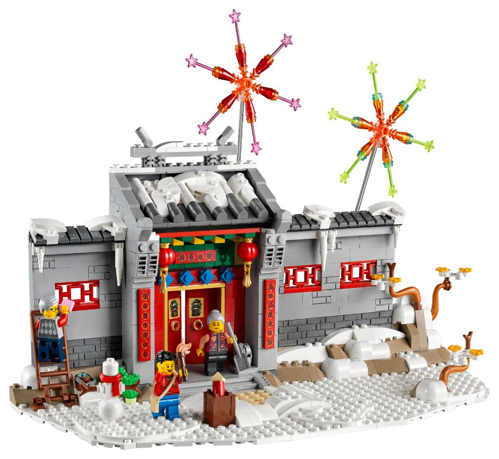 LEGO 80106 Story Of Nian 7