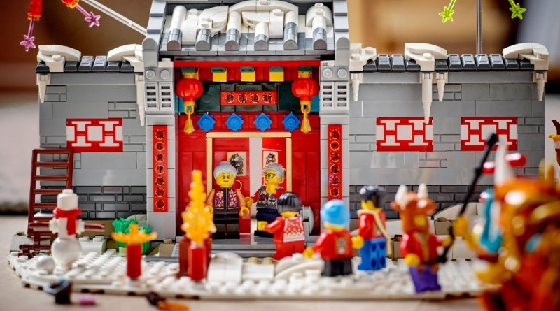 LEGO 80106 Story Of Nian Featured