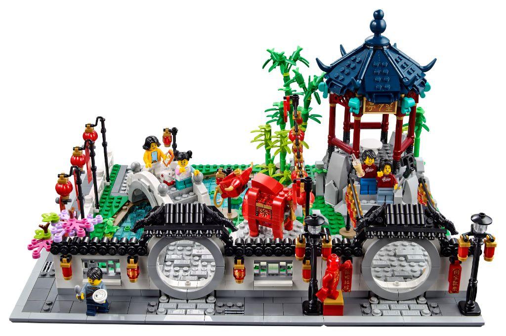 LEGO 80107 Spring Lantern Festival 2