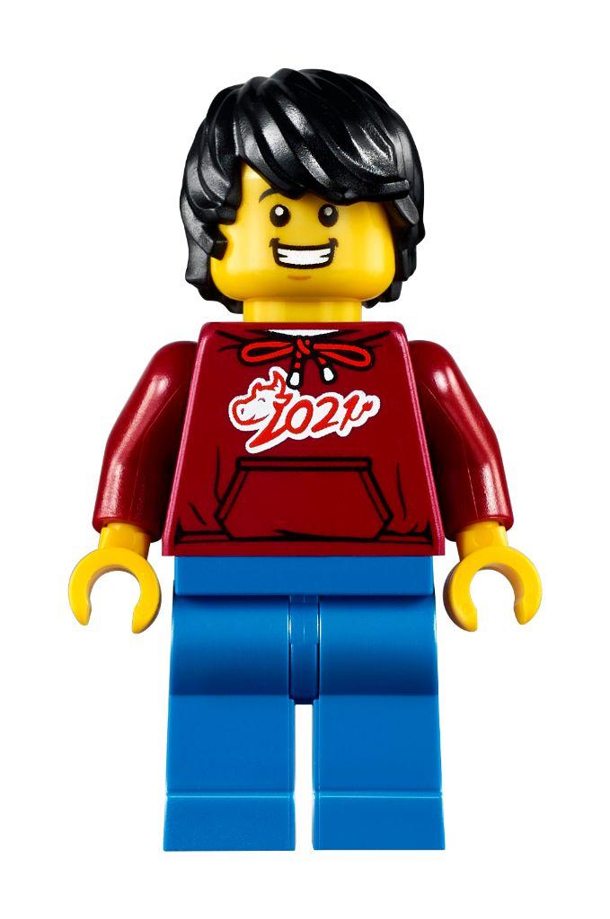 LEGO 80107 Spring Lantern Festival 23