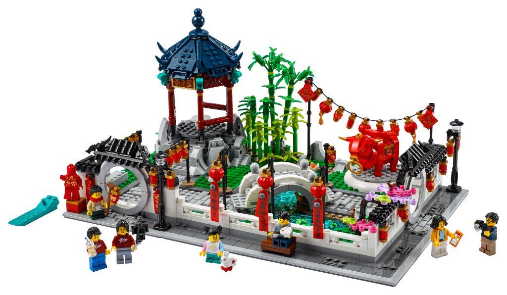 LEGO 80107 Spring Lantern Festival 26