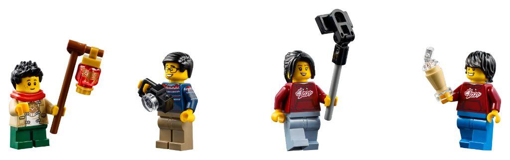 LEGO 80107 Spring Lantern Festival 28