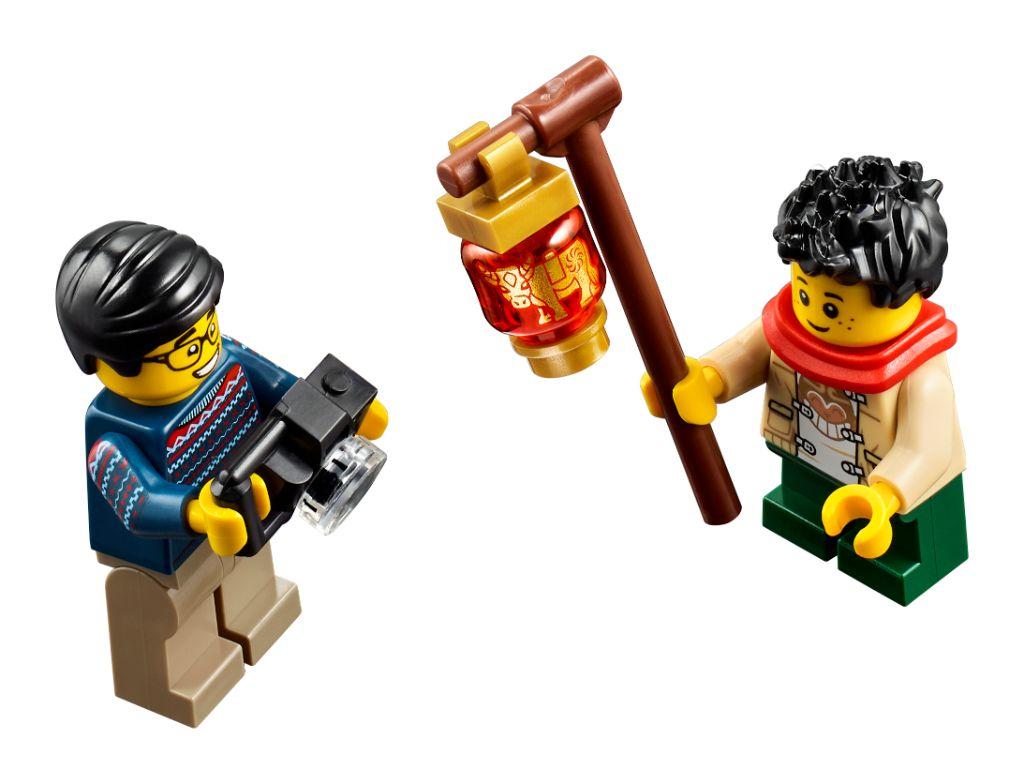 LEGO 80107 Spring Lantern Festival 3