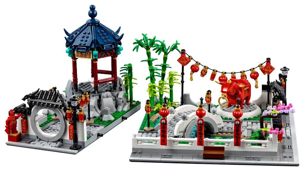 LEGO 80107 Spring Lantern Festival 4