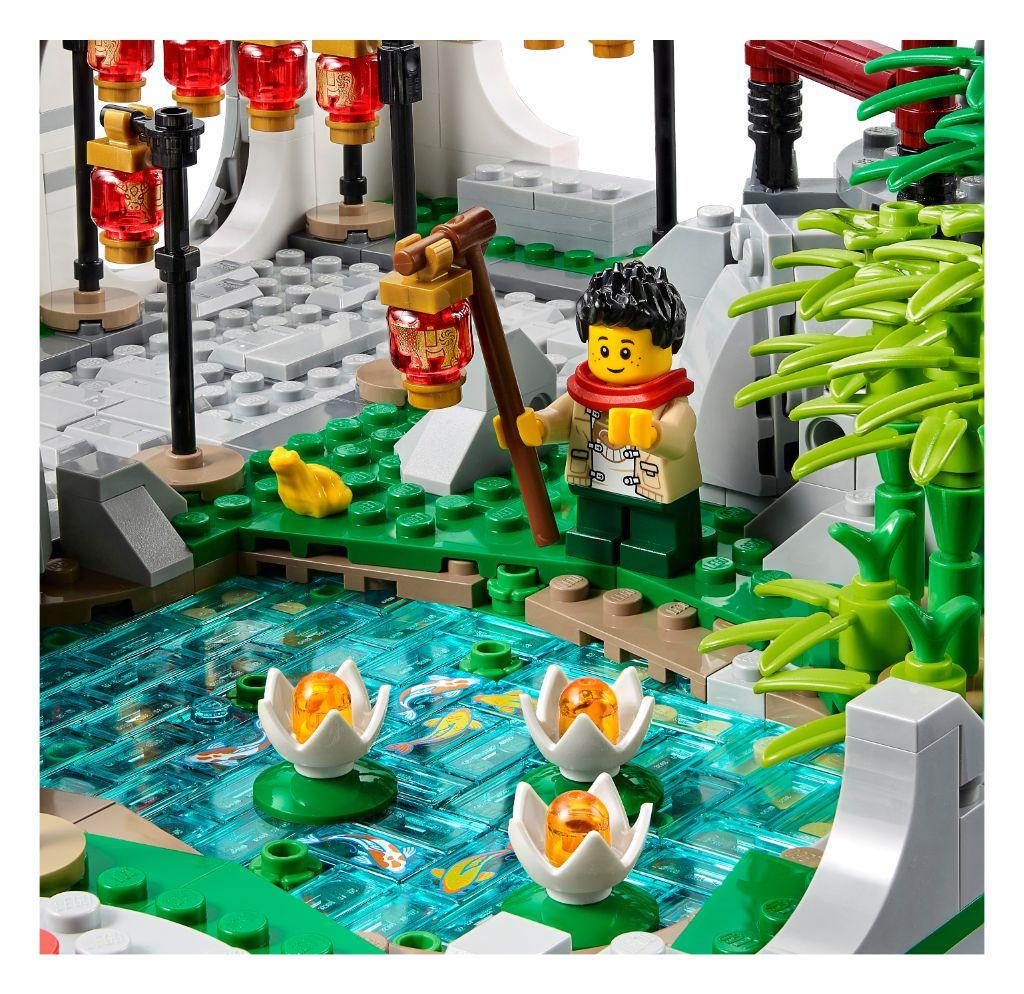 LEGO 80107 Spring Lantern Festival 5