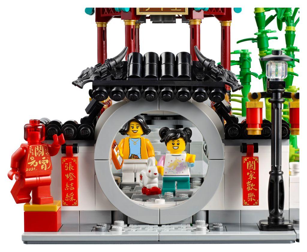 LEGO 80107 Spring Lantern Festival 6