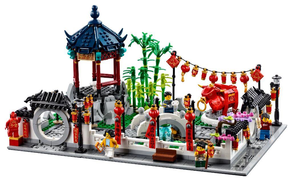 LEGO 80107 Spring Lantern Festival 9