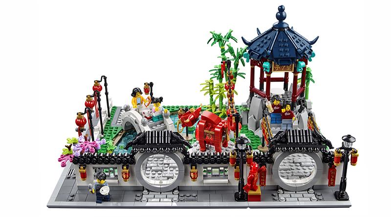 LEGO 80107 Spring Lantern Festival Featured