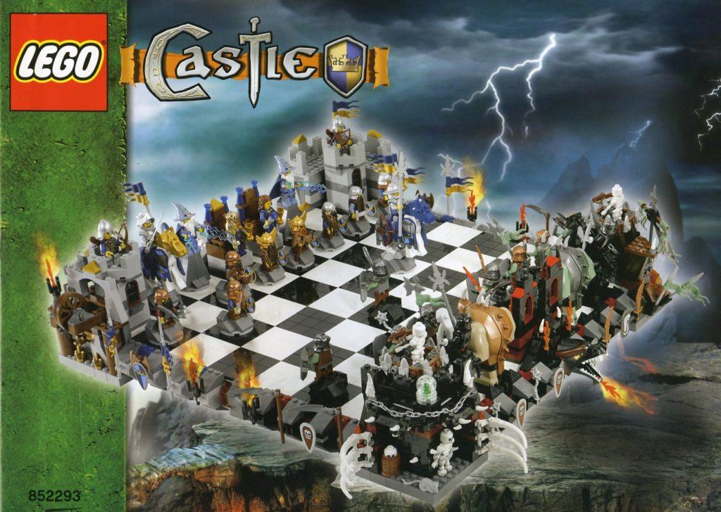 LEGO 852293 Giant chess