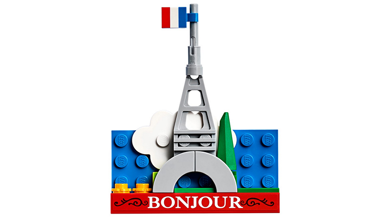 LEGO 854011 Eiffel Tower Magnet Build Featured 800 445