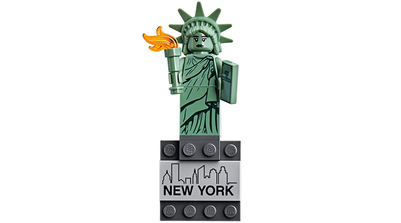 LEGO 854031 Statue Of Liberty Magnet Featured 800 445