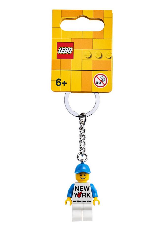 LEGO 854032 New York Key Chain