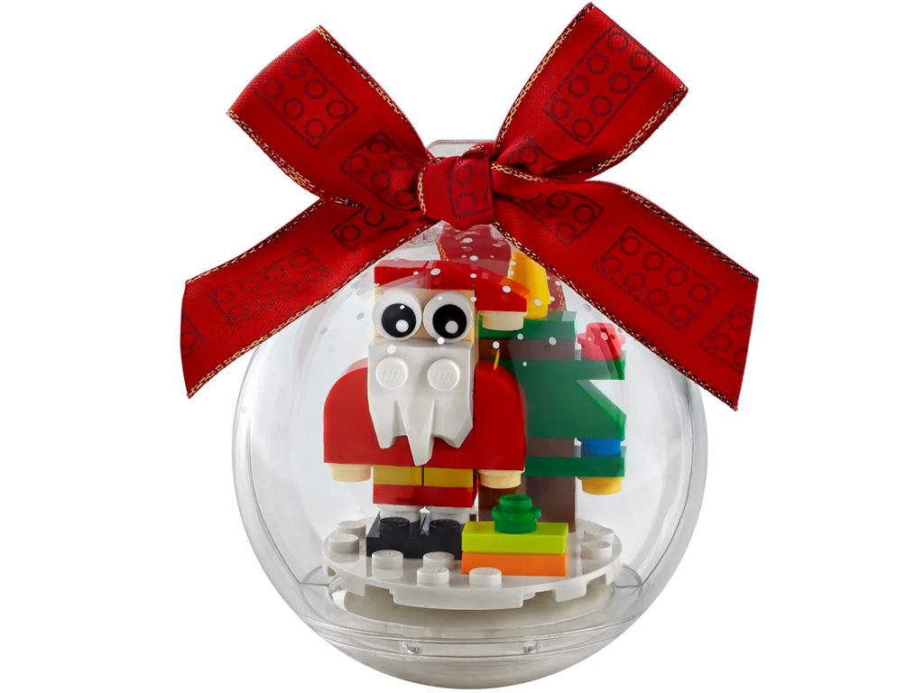 LEGO 854037 Christmas Ornament Santa